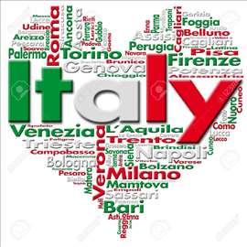 Kurs Italijanskog jezika