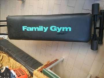 Family Gym trenažer
