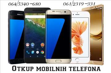 Otkup mobilnih telefona novih i polovnih