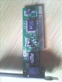 TV kartica sa kablom