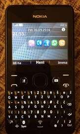 Nokia Asha 210, kao nova, Sim free!