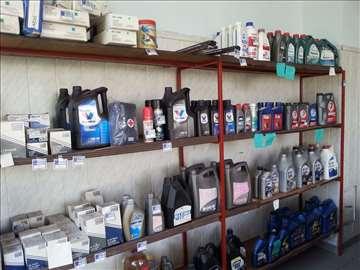 Zamena autoguma, ulja i filtera za razno