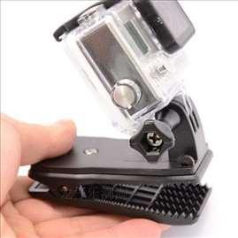 Štipaljka sa rotacijom za GoPro