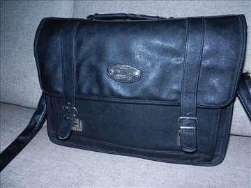 """"""" Daniel Ray """" kožna laptop poslovna torba 37,5x27"""