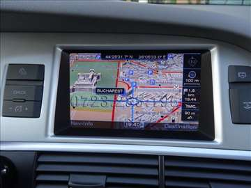 Mape EU i Srbije za Audi i Volvo