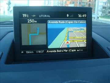 Mape Srbije za Peugeot, Citroen, FIAT i Alfa Romeo