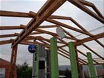 Renoviranje, izrada novih krovova