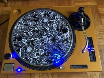 Technics SL-1210 MK2 (Custom mode)