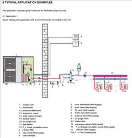 Toplotna pumpa vazduh-voda