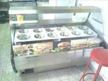 Inventar za fast food