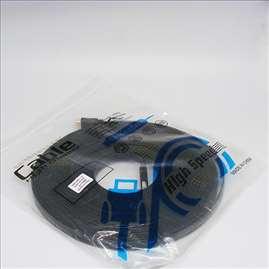 Kabel HDMI na HDMI flat 15m