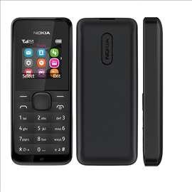 Mobilni telefon Nokia 105 Black