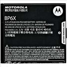 Baterija Motorola BP6X