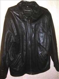 Kožna jakna Enrico Coveri