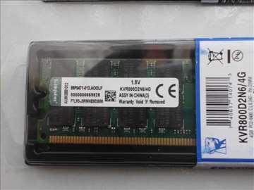 Ram memorije DDR2 DDr3 4GB
