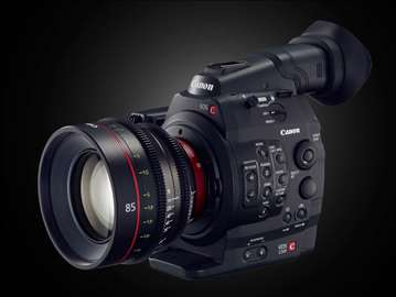 Canon EOS C500 PL 9.84 MP Ultra HD - 4K