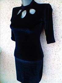 Novo! Plišana haljina