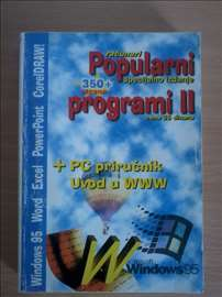 Popularni programi+PC prirucnik. Uvod u WWW