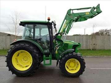 John Deere 51v00cR traktor