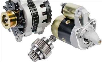 Delovi i servis autoelektrike za poljop.mašine