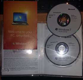 Windows 7 Pro SP1 32-bit i 64-bit