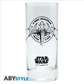 Staklena čaša STAR WARS
