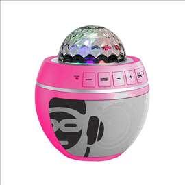 Zvučnik iDance BB10 Pink