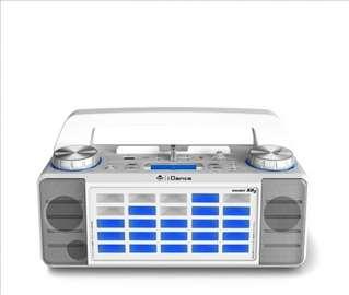 Zvučnik iDance Energy XD2 White