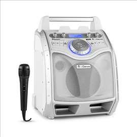Zvučnik iDance Soundsystem XD100 White