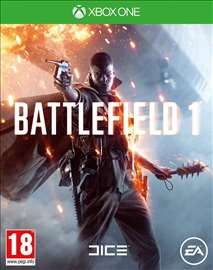 Battlefield 1, igrica za Xbox
