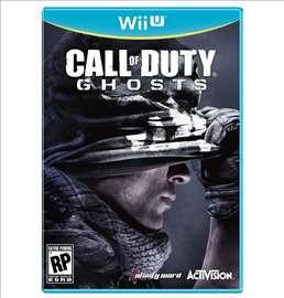 Call of Duty Ghosts, igrica za Nintendo