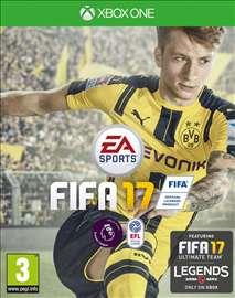 FIFA 17, igrica za Xbox