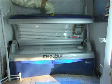 MegaSun 4000 solarijum turbo