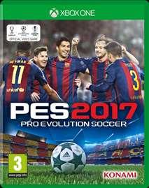 Pro Evolution Soccer 2017, igrica za Xbox