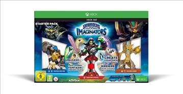 Skylanders Imaginators, igrica za Xbox