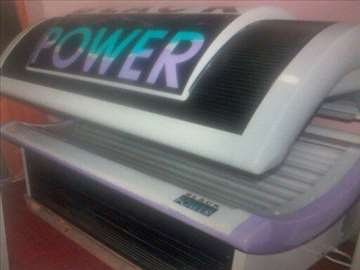 Solarijum black power turbo