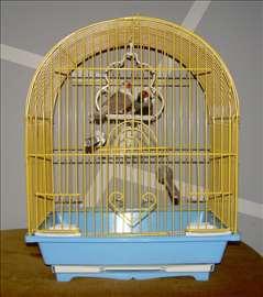 Zebice sa kavezom i opremom komplet
