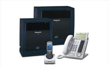 Servis, održavanje i proširenje Panasonic sistema