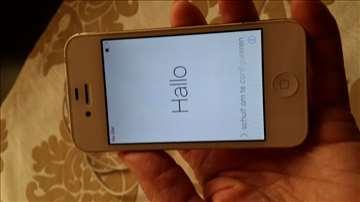 iPhone 4, odlican, nova baterija i punjac
