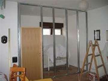 Rušenje i montaža pregradnih zidova