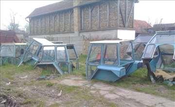 Sve vrste kabina za Rakovicu