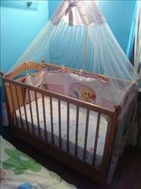 Krevetac kao nov 6000, malo korišćen