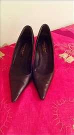 Prodajem ženske cipele 36, iz uvoza, kožne