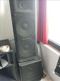 Ozvučenje ASTER 2000 w
