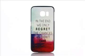 Obloga za Samsung S6 edge-print model 2