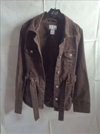 H&M braon teksas jaknica
