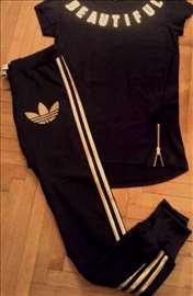 Adidas trenerka sa majicom