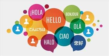 Prevod i časovi engleskog i španskog jezika