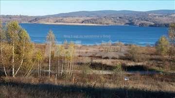 Prodajem plac na Vlasinskom jezeru