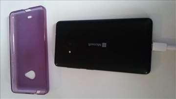Lumia 535 Dual SIM - Crni (DUOS)